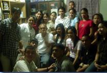 March 25: Myra Rayos' Residence (Dela Paz, Pasig City)
