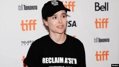 Actress Alan Page Starrer of Netflix superhero series 'Umbrella Academy', has revealed that she is an eunuch