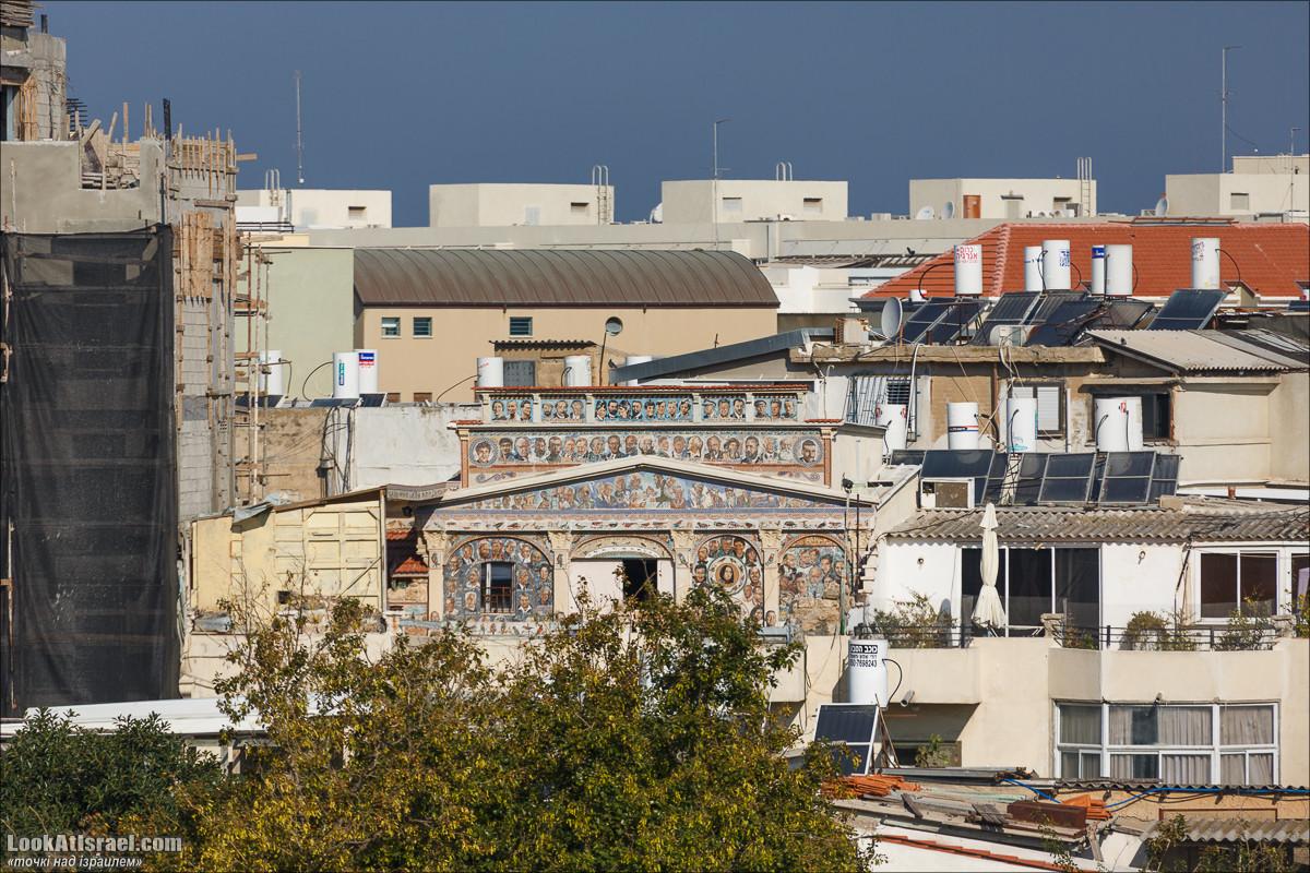 Серия рассказов о городах Израиля «Точки над i» - Яффо | Points over Israel - Jaffa | LookAtIsrael.com - Фото путешествия по Израилю