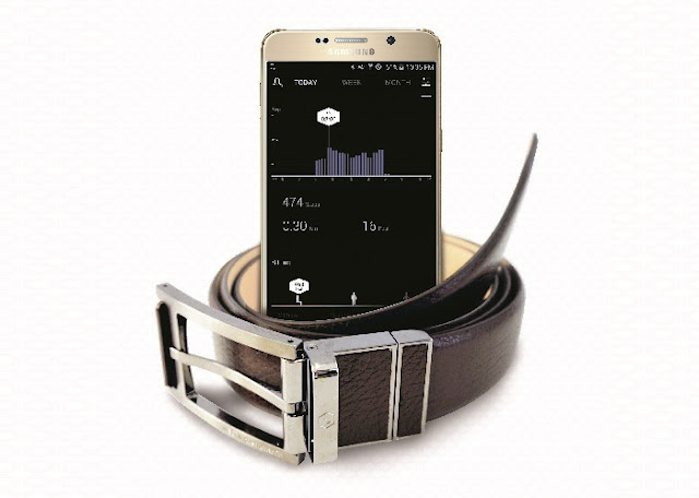 Samsung  Shows Off Smart Belt And Two Other Products At CES 1
