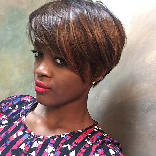 African American Haircuts 2018-2019 For Women's 4