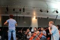 Los jóvenes que forman parte del programa docente y de dirección, integran también diferentes orquestas de El Sistema