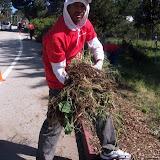 IVLP 2010 - Volunteer Work at Presidio Trust - 100_1415.JPG