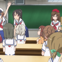 Maidens in a Pinch!- High School Fleet (Hai-Furi) Episode Four Impressions and Review