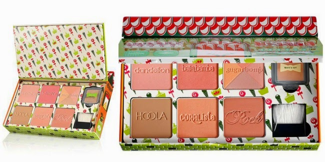 Benefit Cheeky Sweet Pot paleta de blush