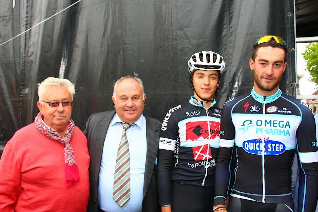 Willy Van Keirsbulck, Engelbert Van Keirsbulck en Guillaume Van Keirsbulck