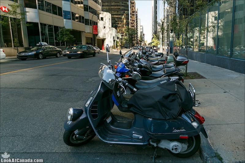 LookAtCanada.com / Мотоциклисты которых уважаешь