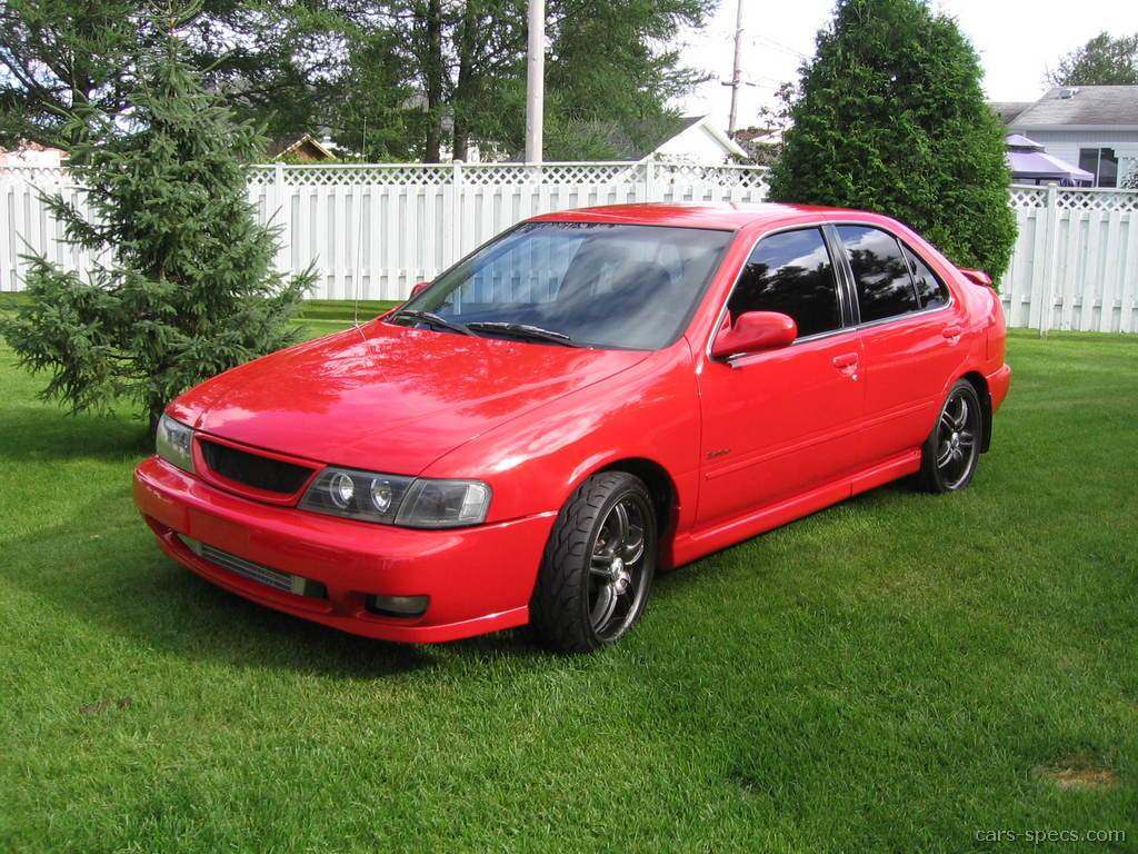 1996 Nissan Sentra Sedan Specifications, Pictures, Prices