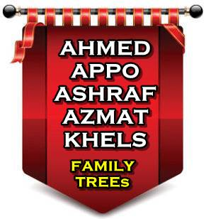 AHMED APPO ASHRAF AZMAT KHEL