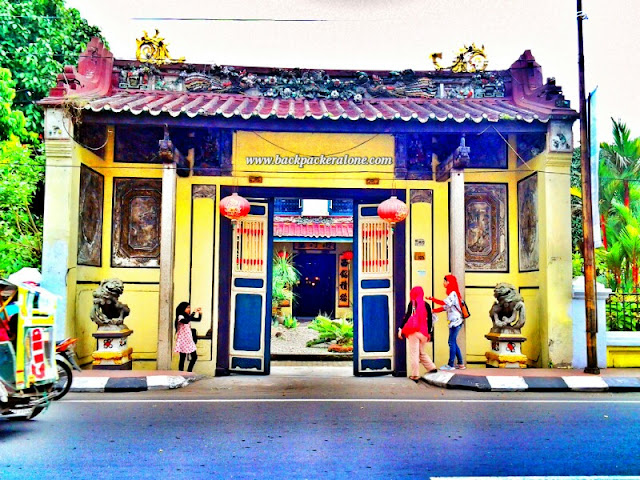 Tjong Afie Mansion