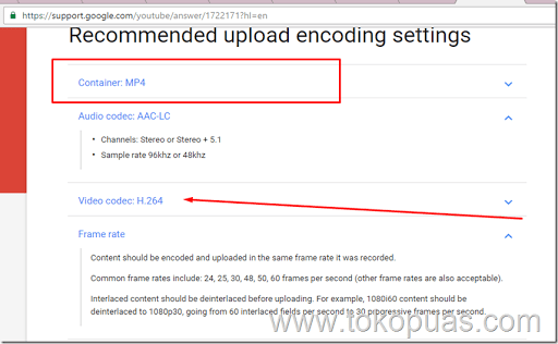 cara export video ke youtube HD | blog tentang review dan
