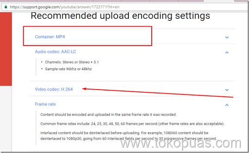 tutorial render video ke youtube
