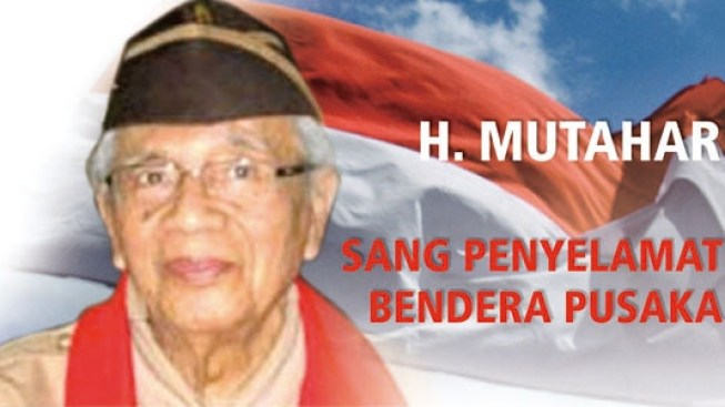 Habib Muhammad Husein Muthahar Sang Penyelamat Bendera Pusaka