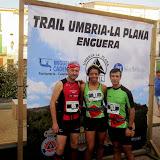 Trail Umbría La Plana - Enguera (19-Octubre-2014)