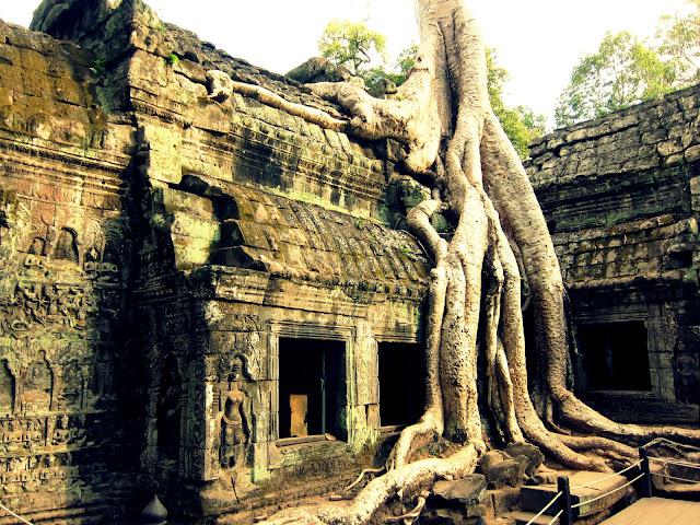 Ta Phrohm, Siem Reap, Cambodia