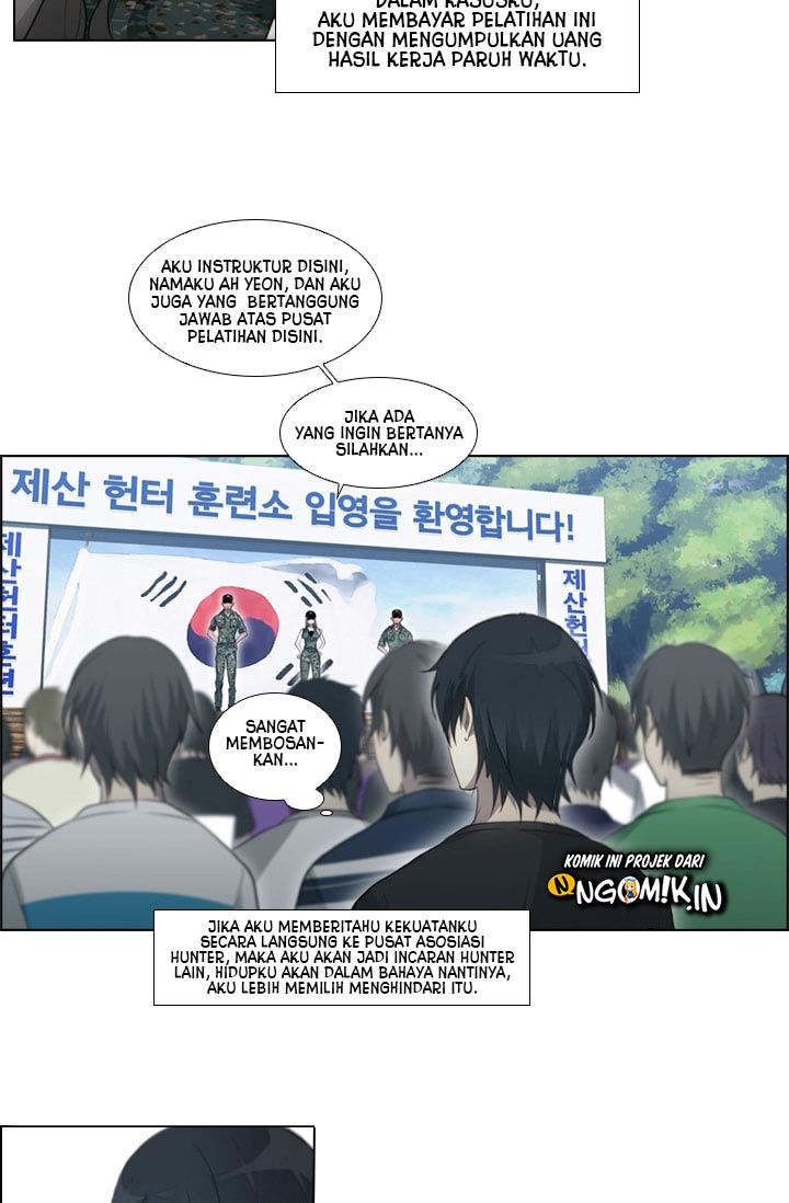 Gong Heon Ja: Chapter 03 - Page 17