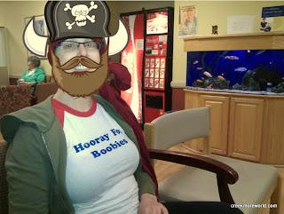 Trish the Viking Vampire Pirate.  With Boobies!