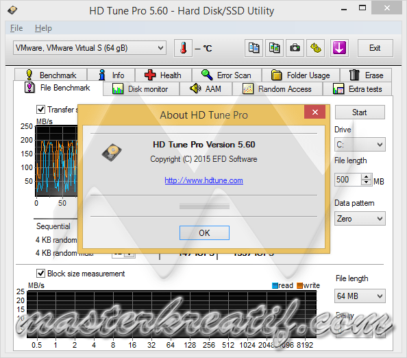 Image result for HD Tune Pro 2020 Crack