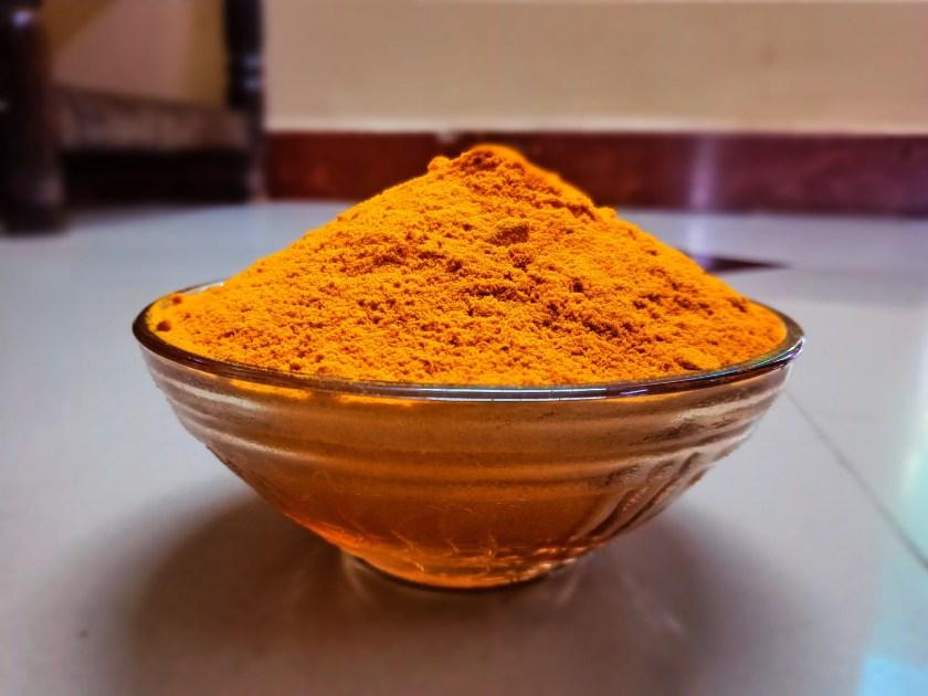 turmeric powder by plantsbhh