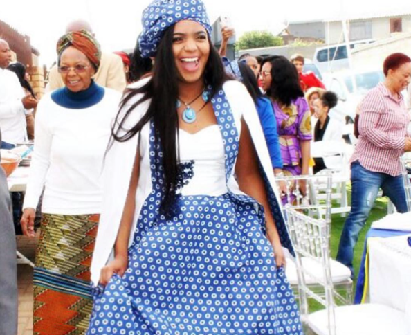 Take A Look At Traditional Wedding Outfits From Around The: South African Traditional Dress For Black Women