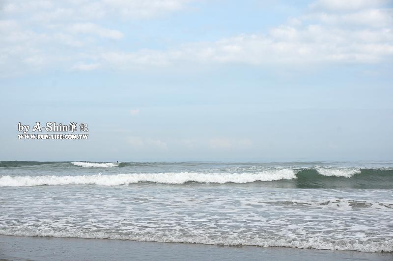 松柏港衝浪16