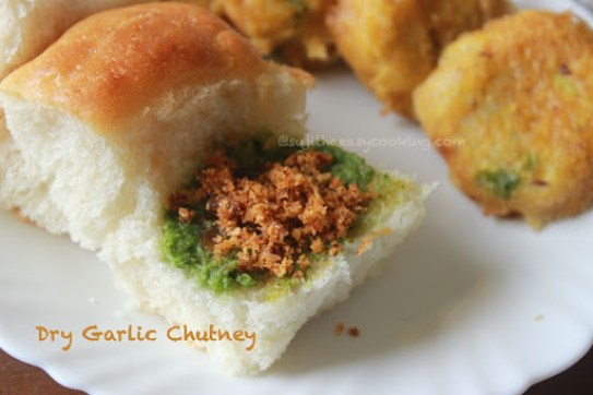 Dry Garlic Chutney1