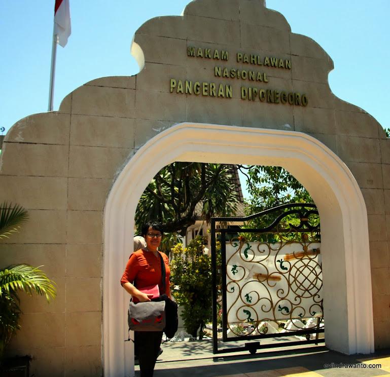 makam pahlawan nasional diponegoro