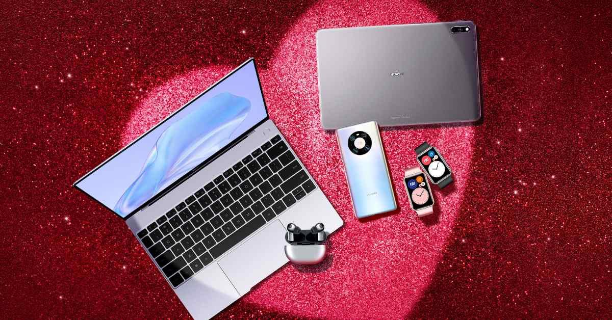 Huawei gadgets