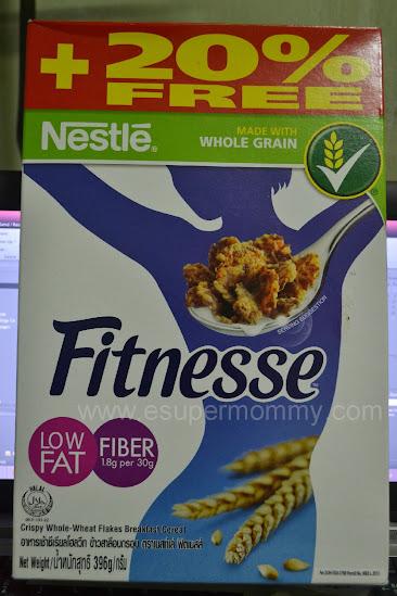 Nestle Fitnesse 14 Day Program