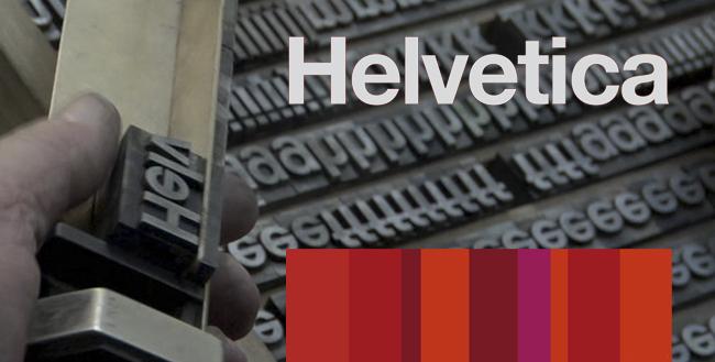 Helvetica la película