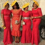 nigerian bridesmaid dresses 2016 new