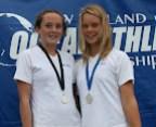 2008 Ocean Athletes 13 yr Female Tube Rescue Samantha Sanderson-Carter, Dannielle OConnor