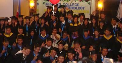 Batch 2009 - 2010 Graduates