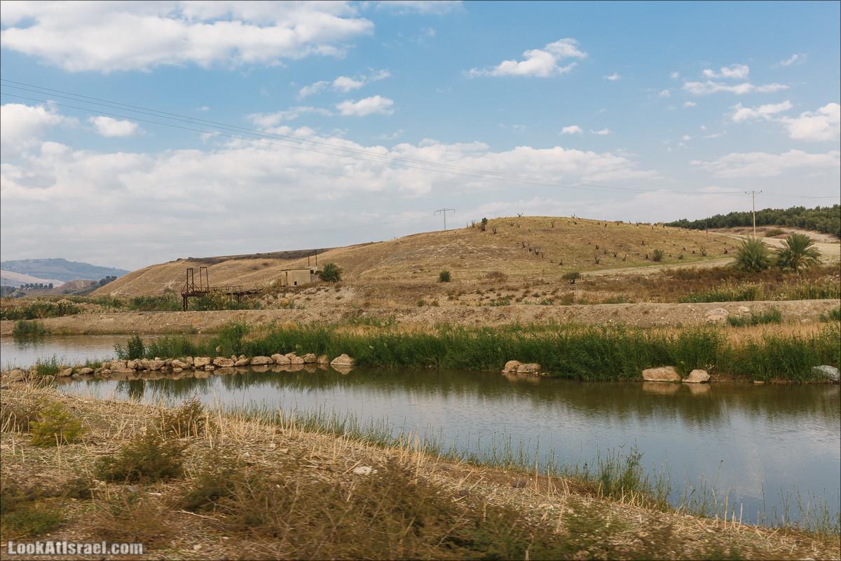 Путешествие 4x4 по нахаль Тавор и окрестностям | LookAtIsrael.com - Фото путешествия по Израилю