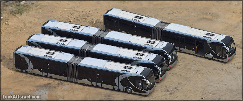 Новые автобусы «Дан»