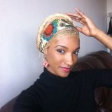 african print headwrap trends 2016