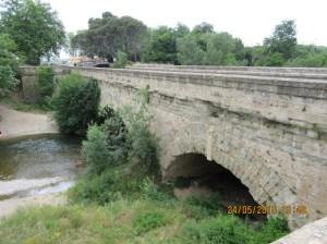 Aqueduct over Cesse