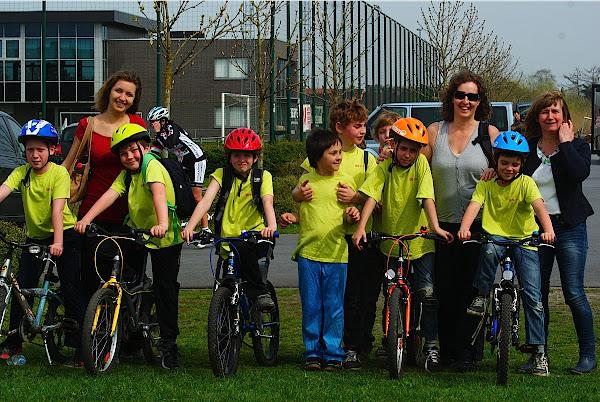 basisschool windekind Rumbeke groepsfoto