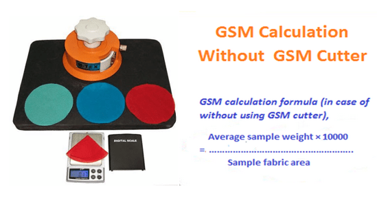GSM Calculation method without using GSM Cutter