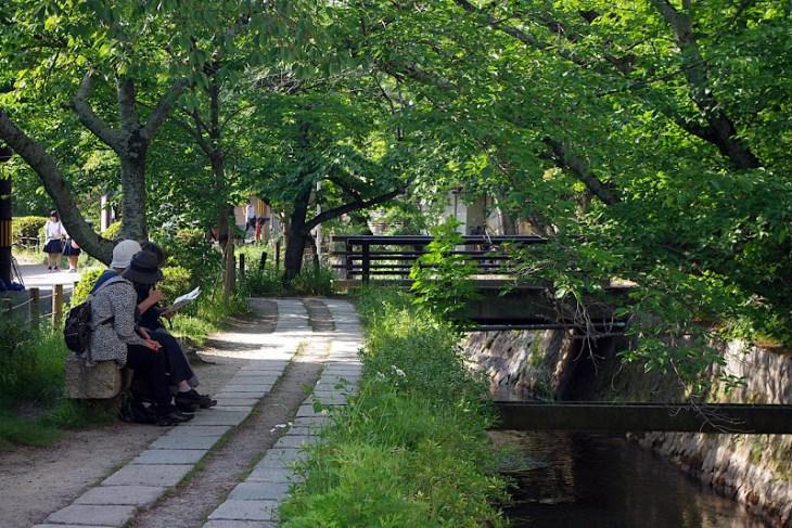 Qué ver en Kioto. Camino de la filosofía