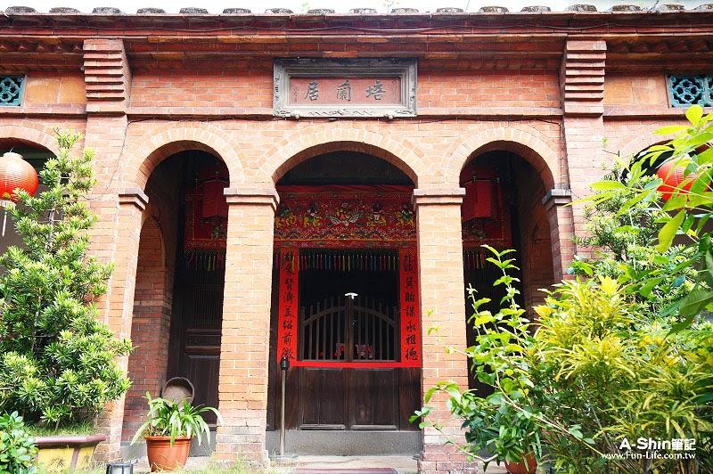 蘆洲老厝邊庭園西餐廳2