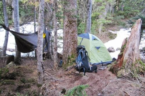 Garibaldi Campground