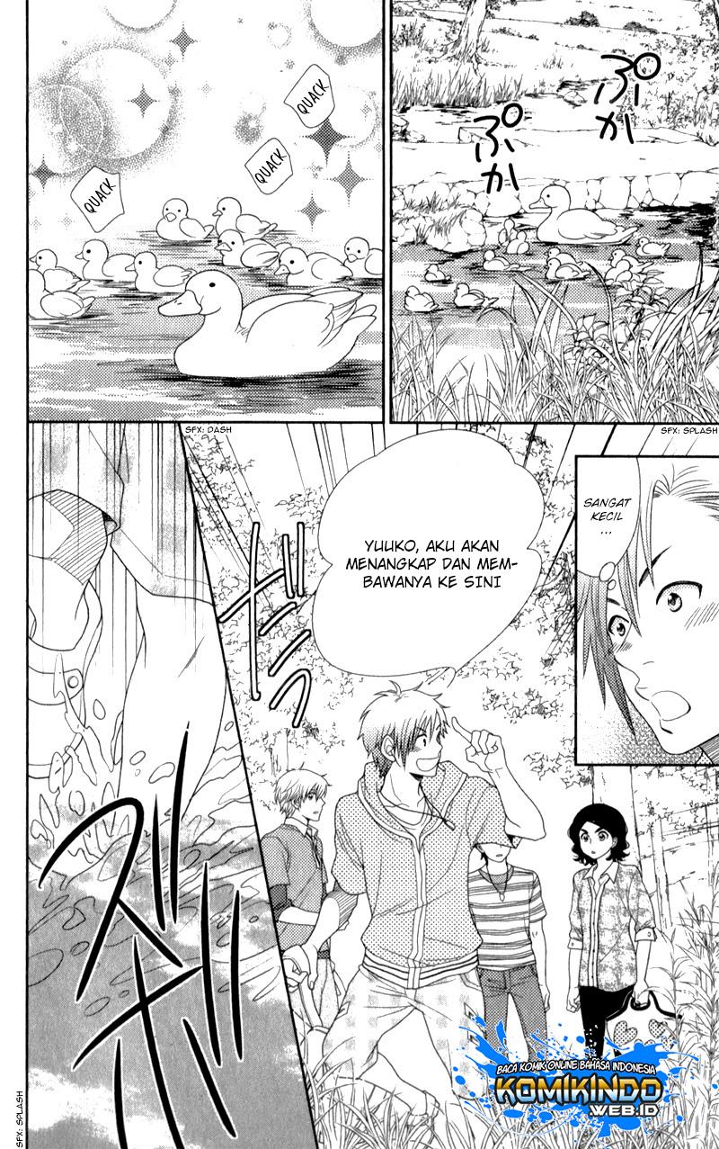 Nanoka no Kare: Chapter 15 - Page 17
