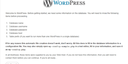 Cara Membuat Blog WordPress di Localhost dengan XAMPP
