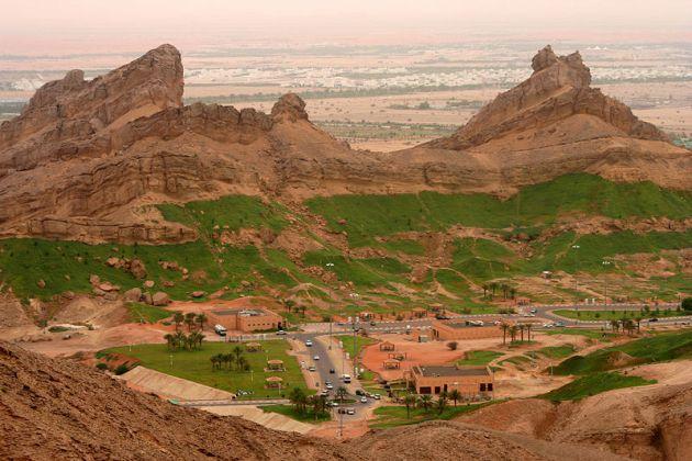 Jebel Hafeet, UAE
