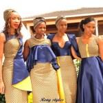 Best Shweshwe Fashion & Traditional Wedding Dresses 2017 ( 2 )