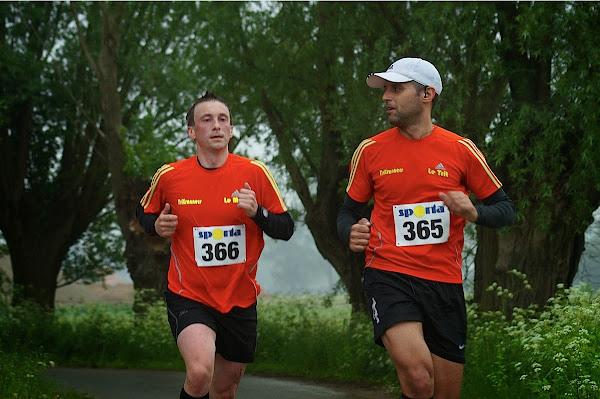 Dwars door de Zilten 2013 - 14 km - Robin Moeyaert