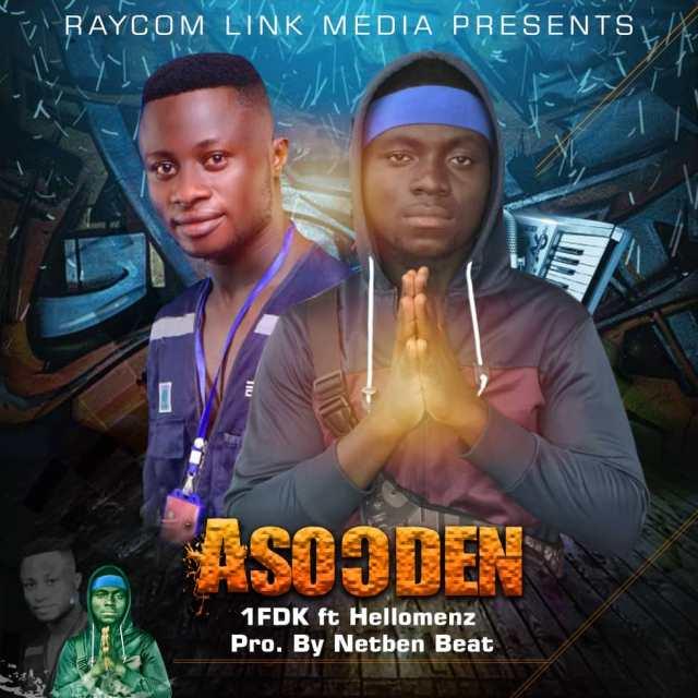 """1FDK - """"Asoɔden"""" feat. Hellomenz"""