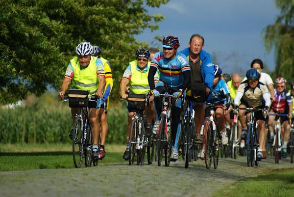 fiets met de Belgian Cycling happening