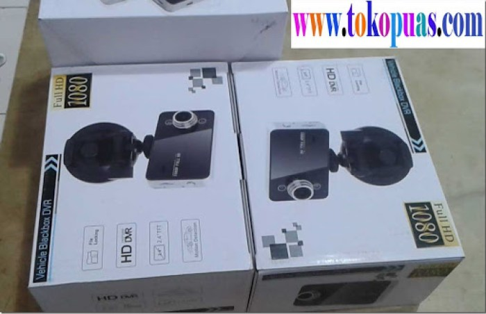 CCTV car Dvr sensor gerak